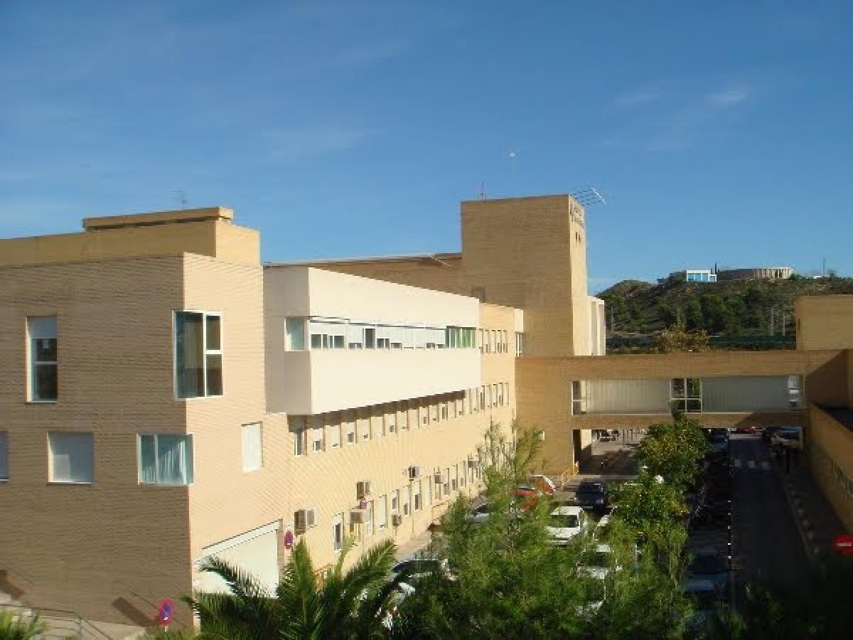 Hospital Marina Baixa, de Villajoyosa.