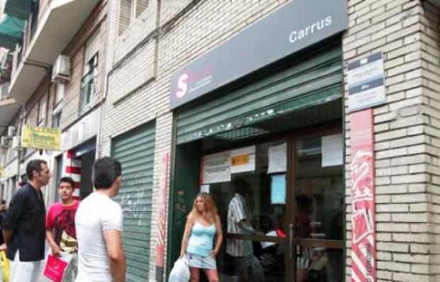 Comisiones obreras del pa s valenciano for Oficina servef