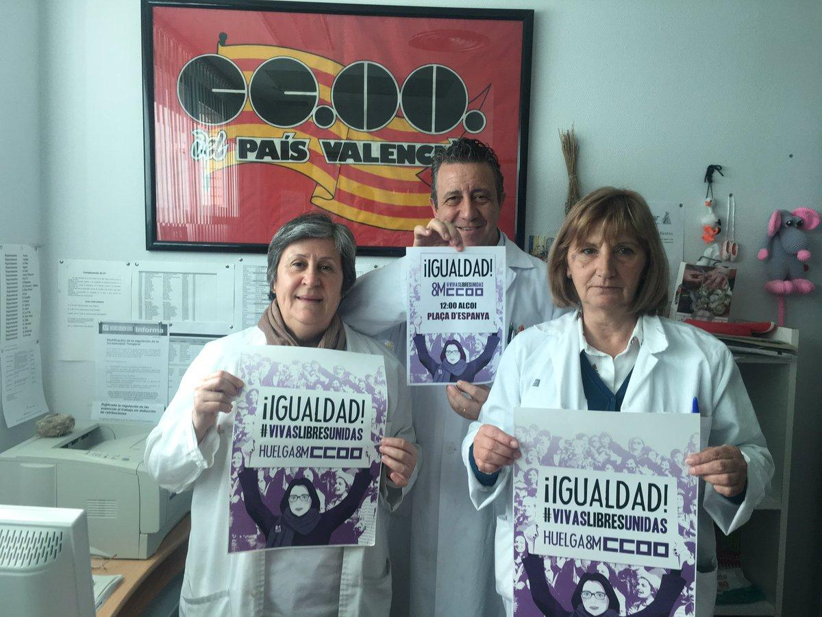 Sección sindical CCOO Hospital d'Alcoi.