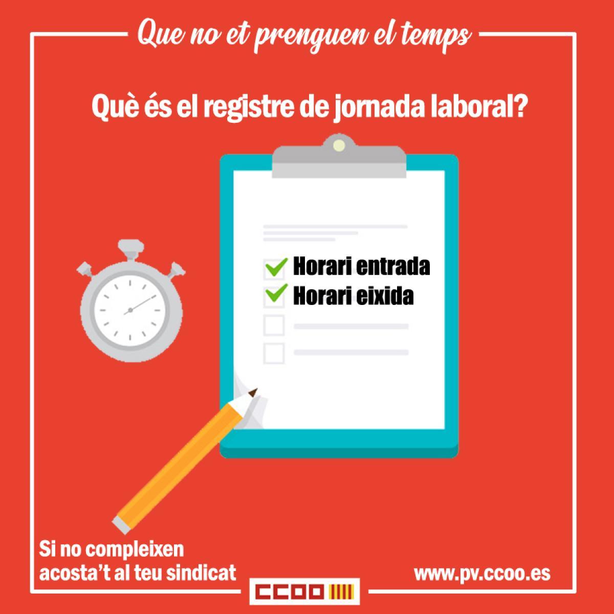 Calendario Laboral Xativa 2020.Comisiones Obreras Del Pais Valenciano Inici