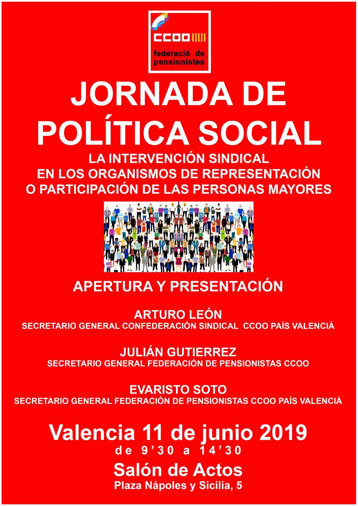 Programa Política Social